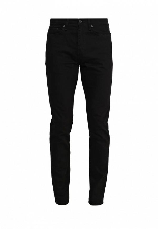 Зауженные джинсы Topman (Топмэн) 69F54NBLK