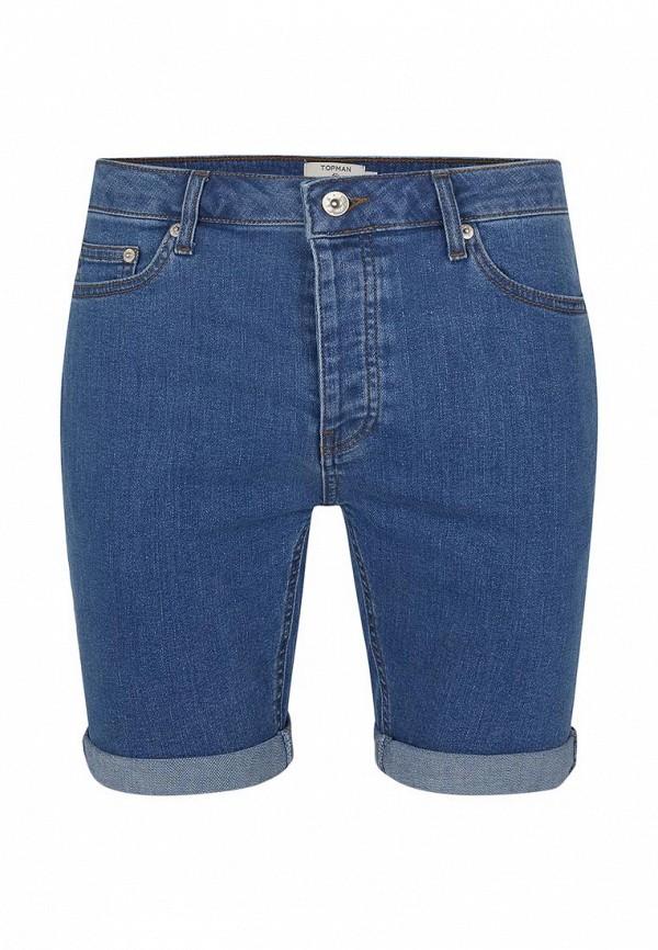 Шорты джинсовые Topman Topman TO030EMSCM08 пиджак topman topman to030emsxv93