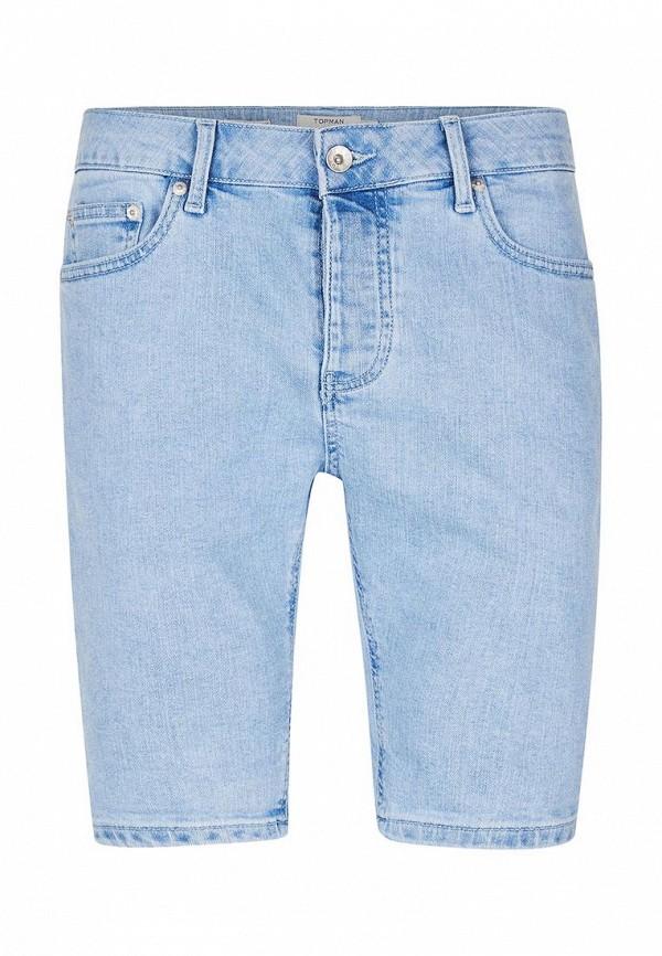 Шорты джинсовые Topman Topman TO030EMSCM09 topman topman to030emijz17