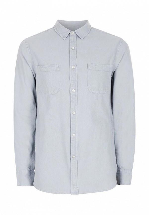 Рубашка джинсовая Topman Topman TO030EMSME88