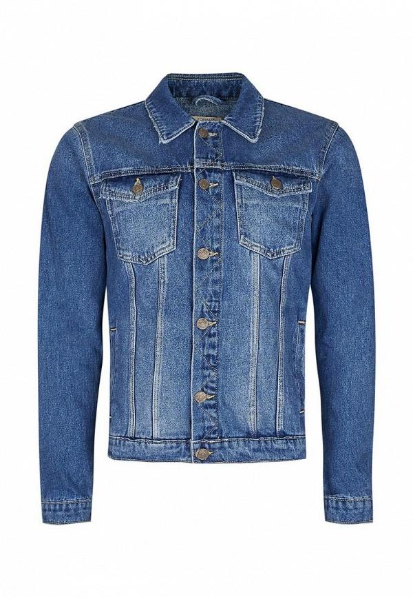 Куртка джинсовая Topman Topman TO030EMUBR92 l occitane масло для тела нероли и орхидея 75 мл