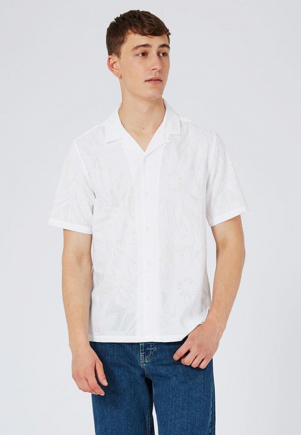 Рубашка Topman Topman TO030EMUBU53 рубашка topman topman to030emtwb67