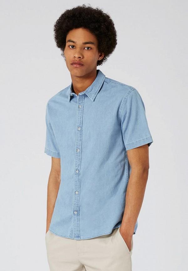 Фото Рубашка джинсовая Topman. Купить с доставкой