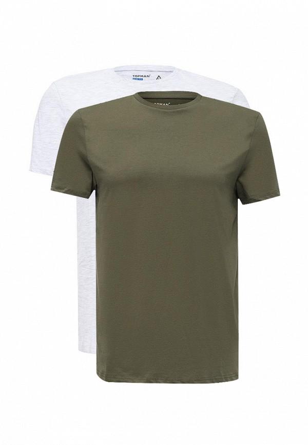 Фото Комплект футболок 2 шт. Topman. Купить с доставкой