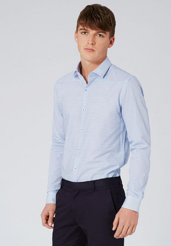 Рубашка Topman Topman TO030EMUQQ82 рубашка topman topman to030emvzi54