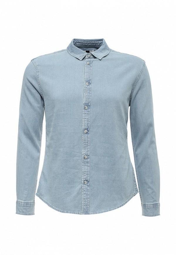 Рубашка джинсовая Topman Topman TO030EMVQX70 topman 73p05mble