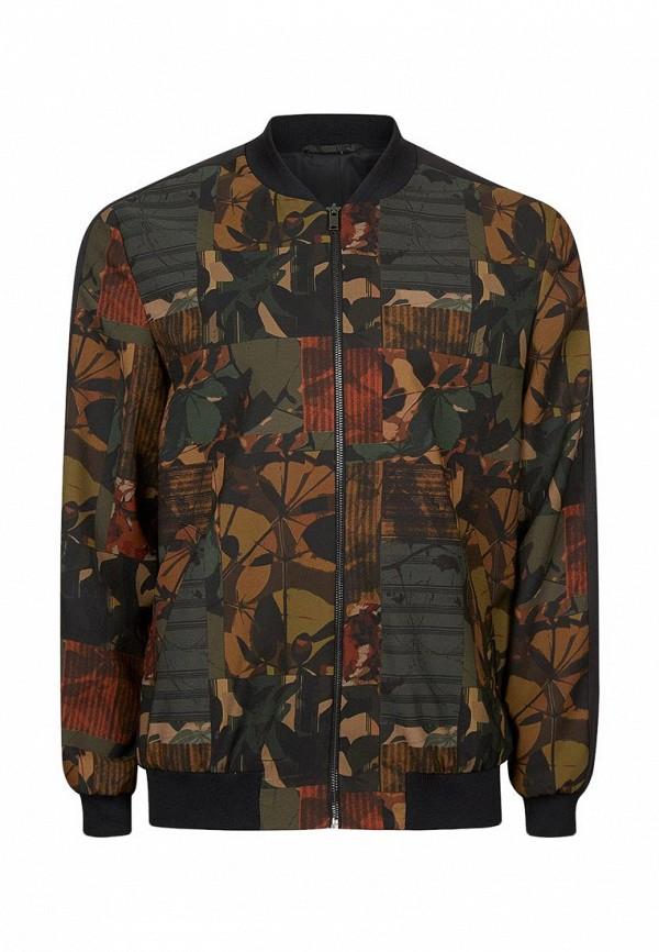 Куртка Topman Topman TO030EMVQX81 topman куртка утепленная