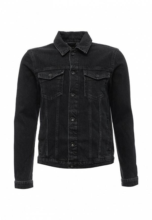 Куртка джинсовая Topman Topman TO030EMVZI31 topman куртка утепленная