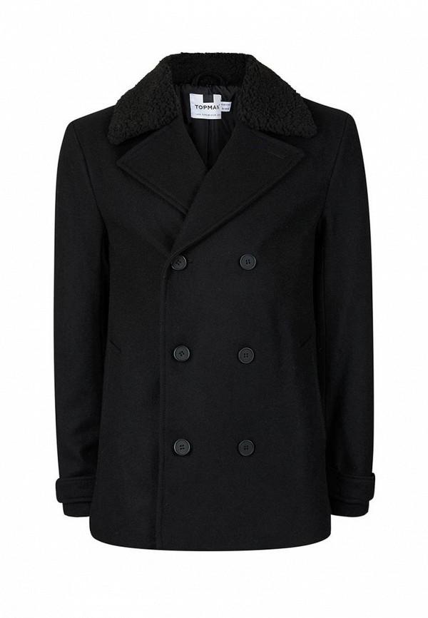 Пальто Topman Topman TO030EMWFN79 пиджак topman topman to030emiyj01