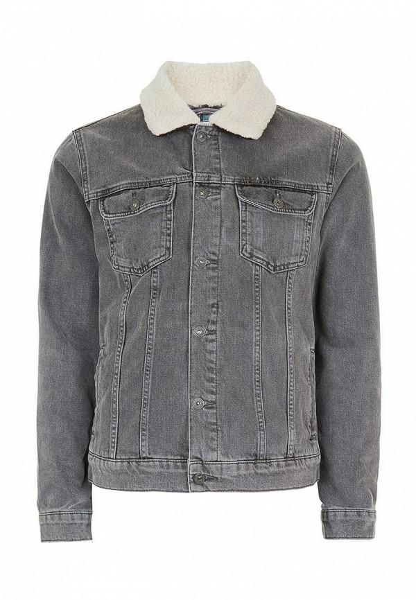 Куртка джинсовая Topman Topman TO030EMWLP44 брюки oodji oodji oo001ewohq31