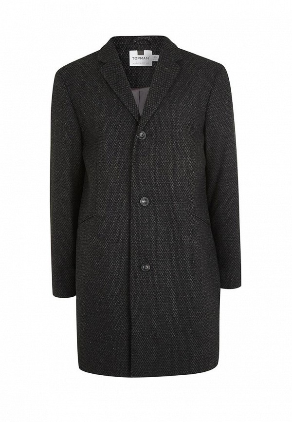 Пальто Topman Topman TO030EMWYM50 пиджак topman topman to030emiyj01