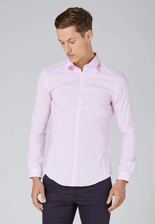 Рубашка Topman Topman TO030EMWYM95 майка topman topman to030emvid34