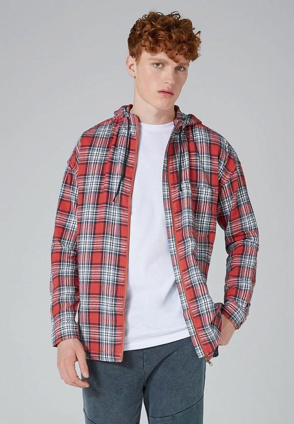 Рубашка Topman Topman TO030EMYJD53 рубашка topman topman bu014emmil31
