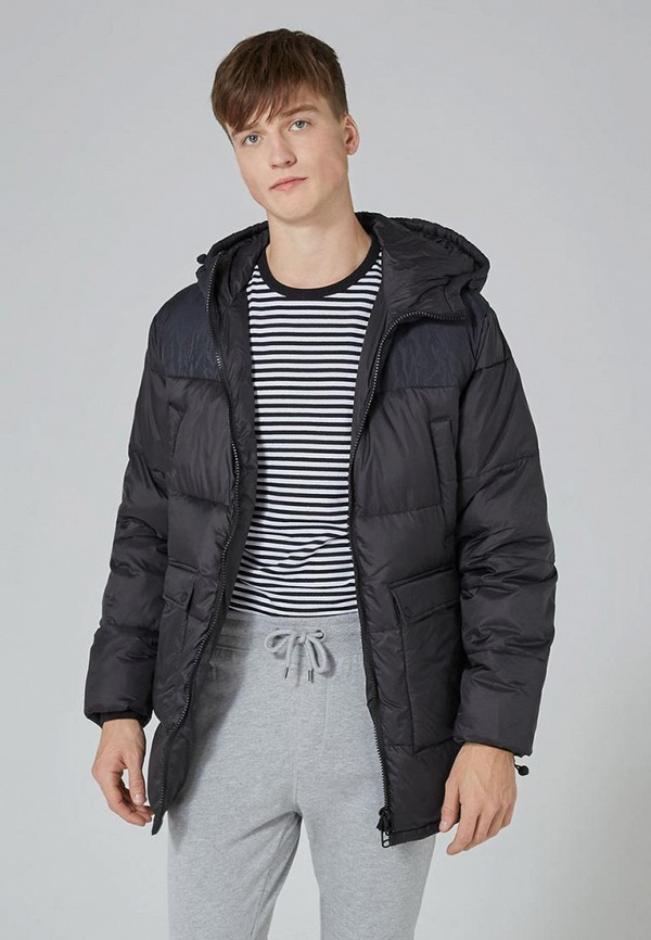 Куртка утепленная Topman Topman TO030EMYOM87 фонарь налобный яркий луч lh 030 черный