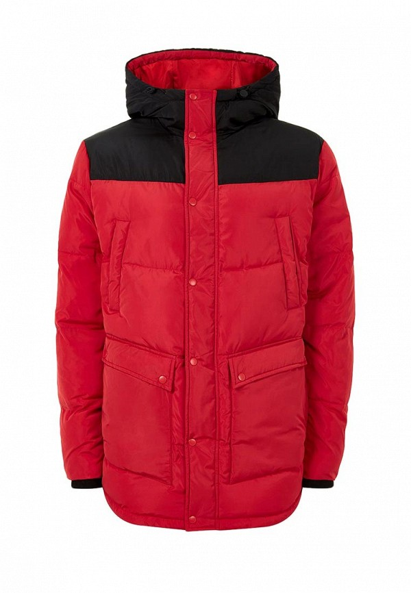 Куртка утепленная Topman Topman TO030EMZDN34 пиджак topman topman to030emsxv93