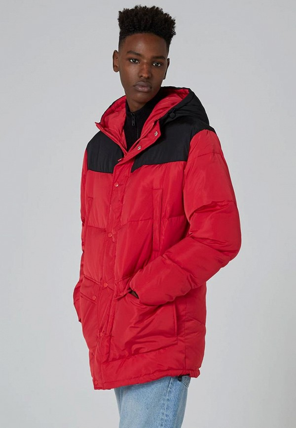 Куртка утепленная Topman Topman TO030EMZDN34 пиджак topman topman to030emiyj01