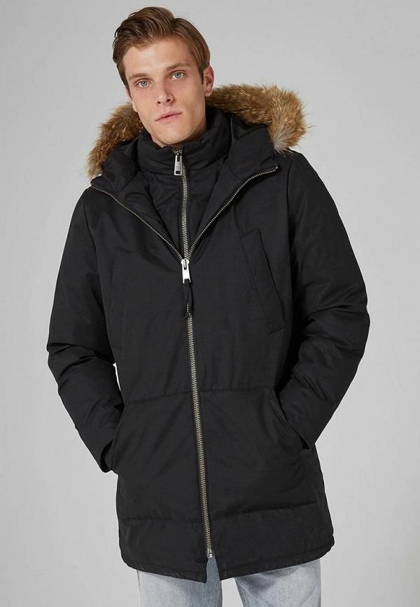 Куртка утепленная Topman Topman TO030EMZVG71 пиджак topman topman to030emsxv93