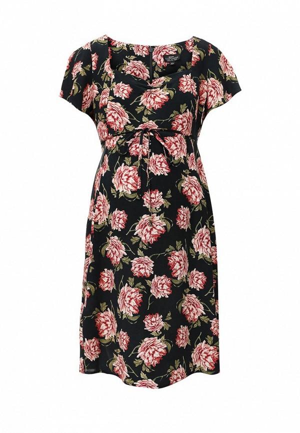 Летнее платье Topshop Maternity 44D33KBLK