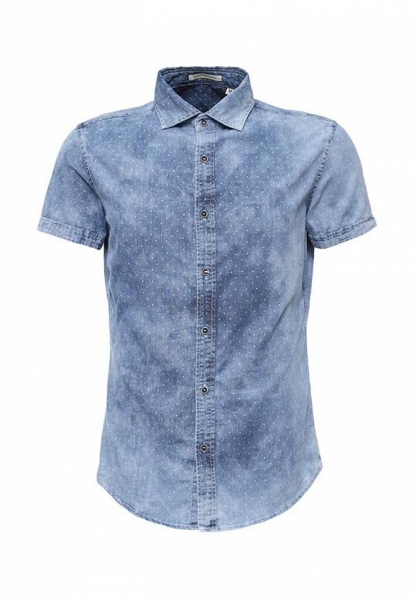 Рубашка с коротким рукавом Tony Backer R17-TB112