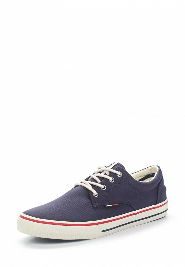 Кеды Tommy Jeans Tommy Jeans TO052AMAGAP7 кеды tommy jeans em0em00059 990 black