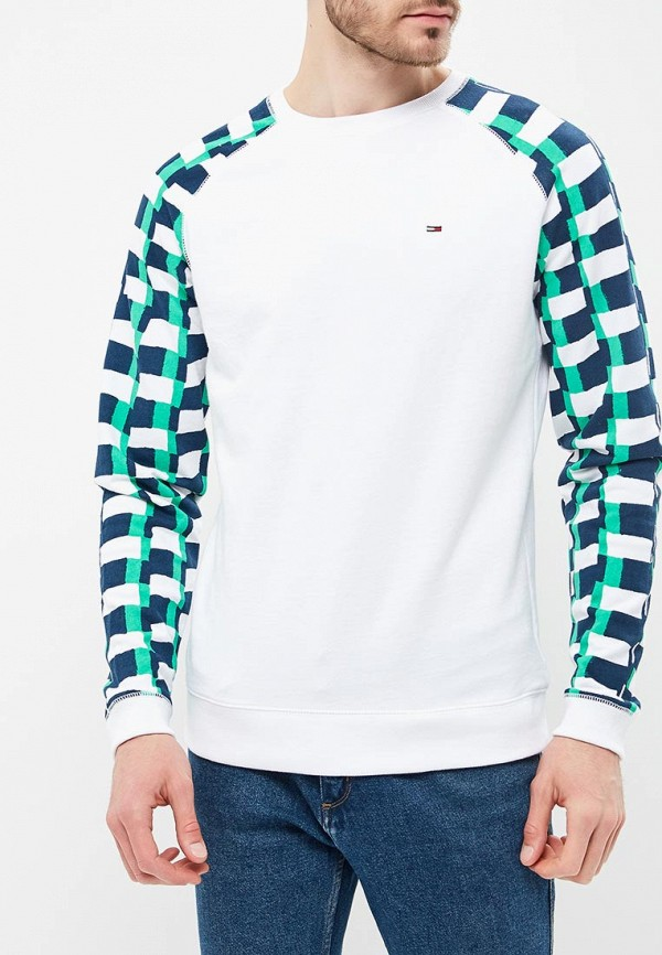 Свитшот Tommy Jeans Tommy Jeans TO052EMAIHM2 свитшот tommy jeans tommy jeans to013emyzs95