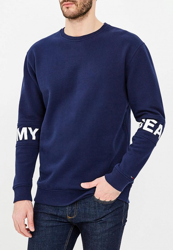 Свитшот Tommy Jeans Tommy Jeans TO052EMAIHM8 шорты для плавания tommy jeans tommy jeans to052emaiih2