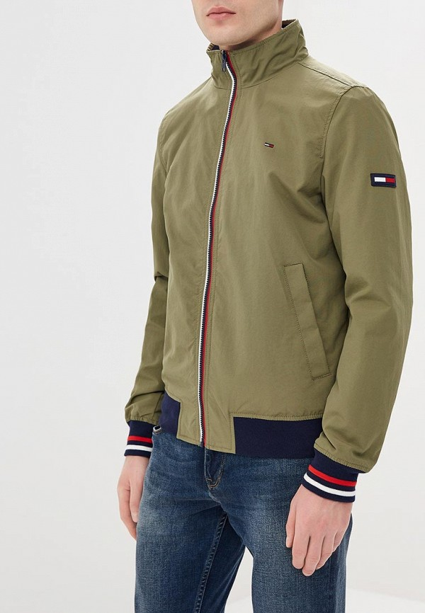 Ветровка Tommy Jeans Tommy Jeans TO052EMAIHN7 поло tommy jeans tommy jeans to052ewaijb4