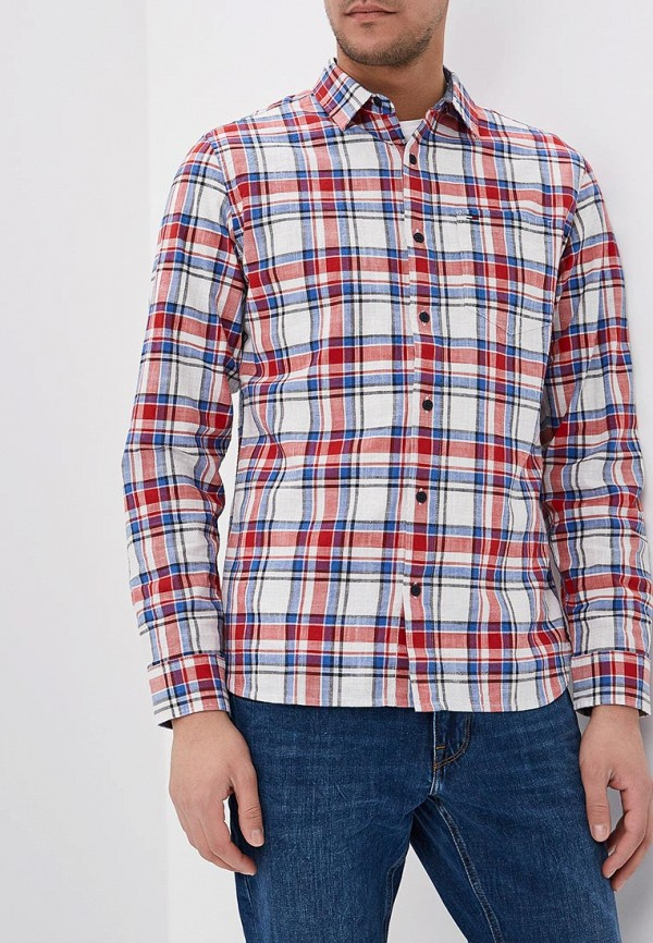Рубашка Tommy Jeans Tommy Jeans TO052EMAIHS2 шорты для плавания tommy jeans tommy jeans to052emaiih2
