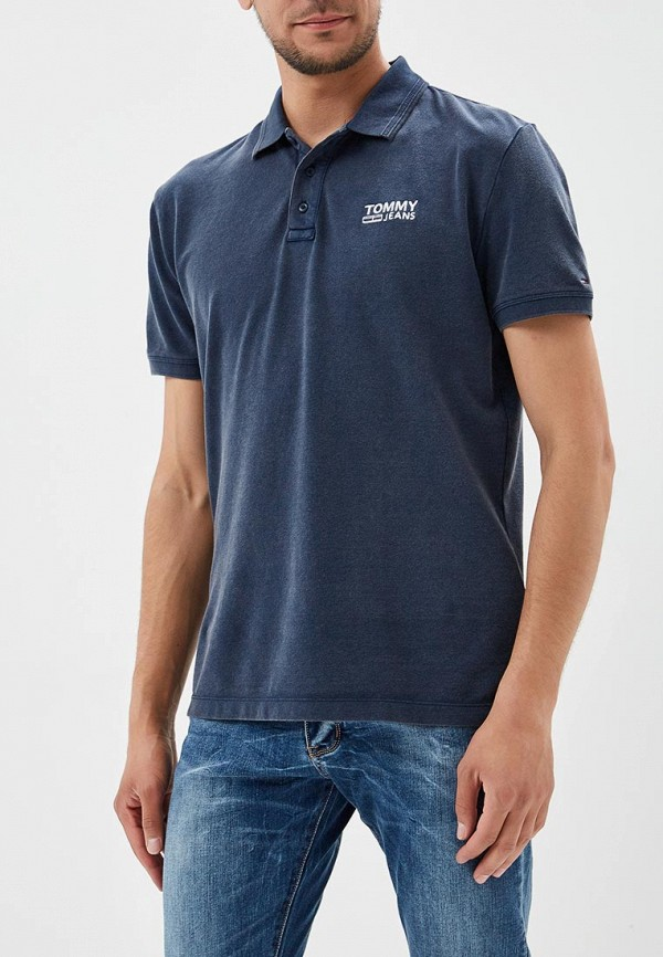 Поло Tommy Jeans Tommy Jeans TO052EMBHRP3 жакет trussardi jeans жакет