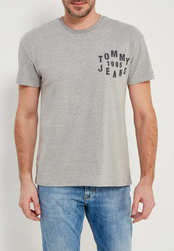 Футболка Tommy Jeans Tommy Jeans TO052EMYZW53 поло tommy jeans tommy jeans to052ewaijb4