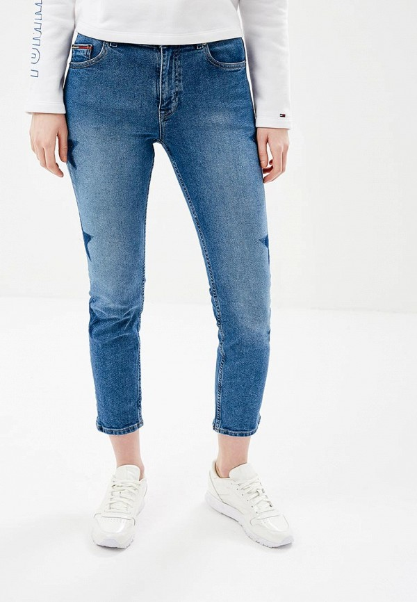 Джинсы Tommy Jeans Tommy Jeans TO052EWAIIN2 джинсы tommy jeans dw0dw03542 911 texas dark blue stretch