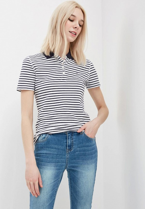 Поло Tommy Jeans Tommy Jeans TO052EWAIJB5 поло tommy jeans tommy jeans to052ewaijb4