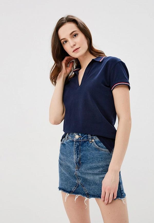 Поло Tommy Jeans Tommy Jeans TO052EWAIJB6 поло tommy jeans tommy jeans to052ewaijb4