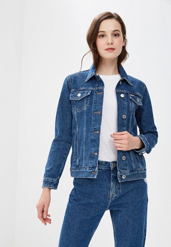Фото Куртка джинсовая Tommy Jeans. Купить с доставкой