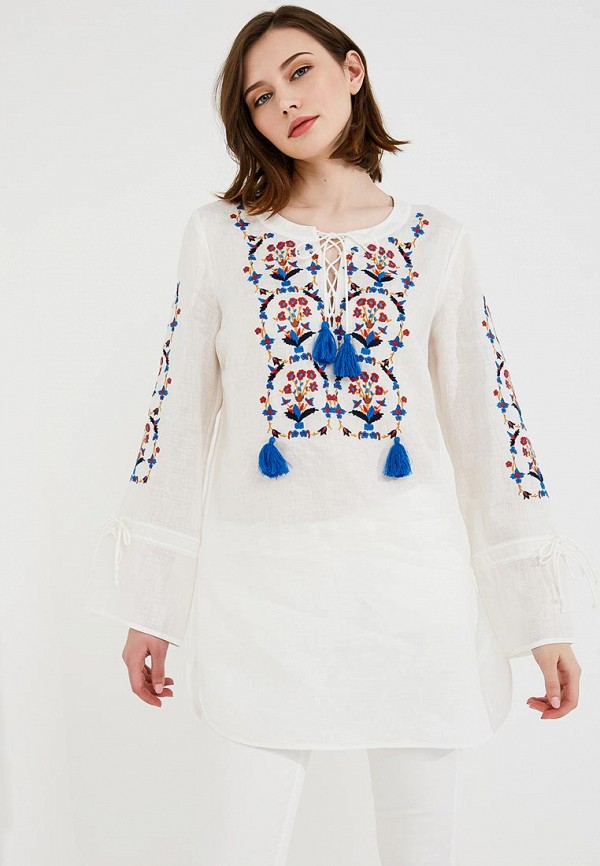 где купить Блуза Tory Burch Tory Burch TO054EWZYU08 по лучшей цене