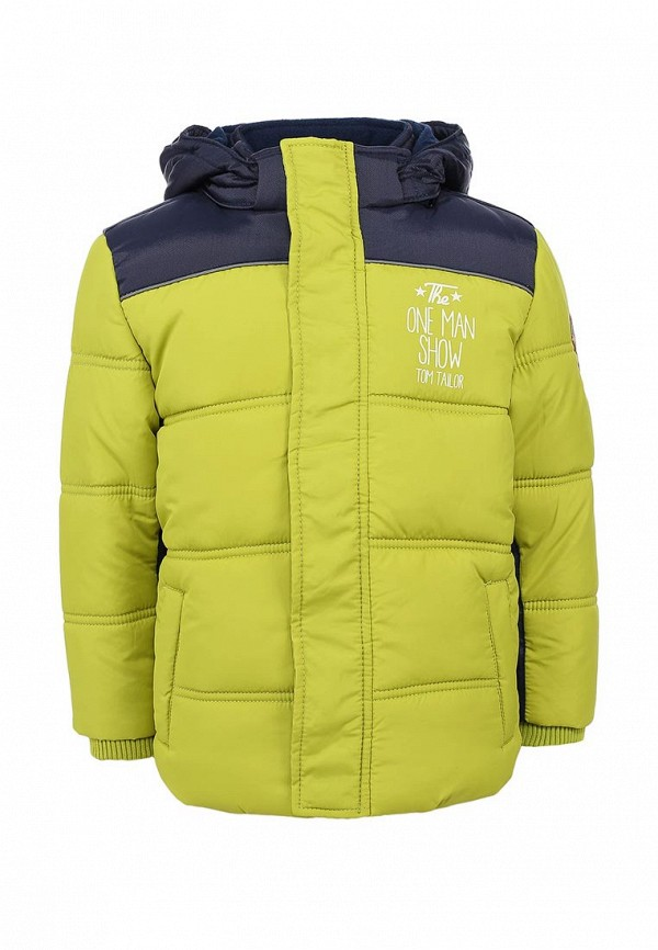 кэшбэк Куртка утепленная Tom Tailor