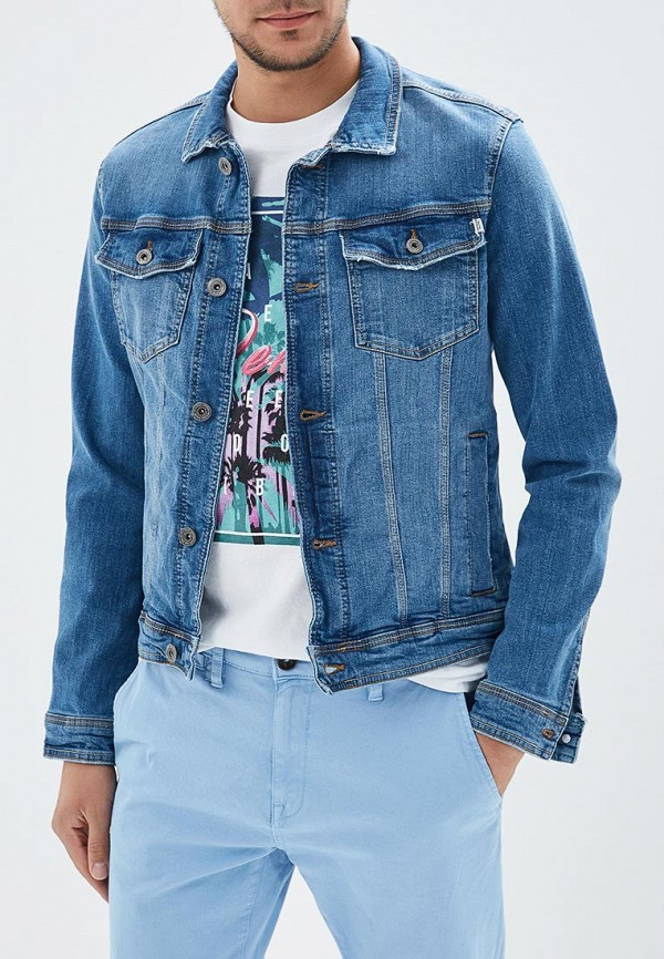 Фото Куртка джинсовая Tom Tailor. Купить с доставкой