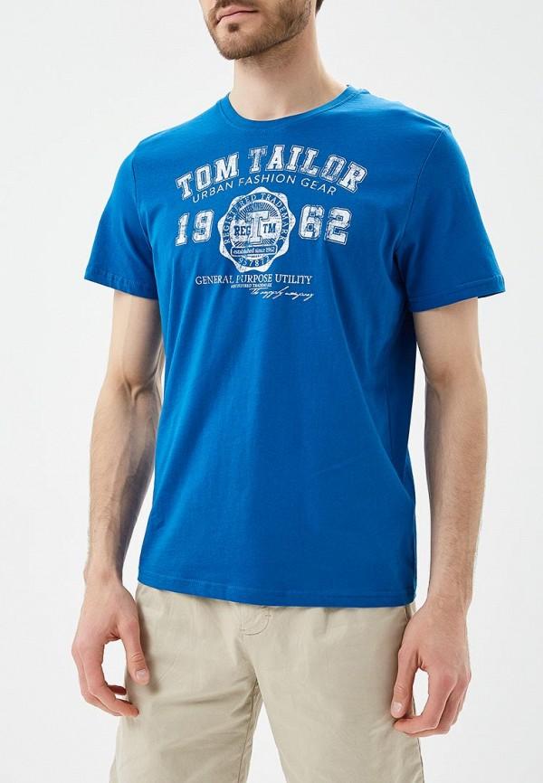 Футболка Tom Tailor Tom Tailor TO172EMBEDT5 футболка tom tailor 1037207 00 10 6771