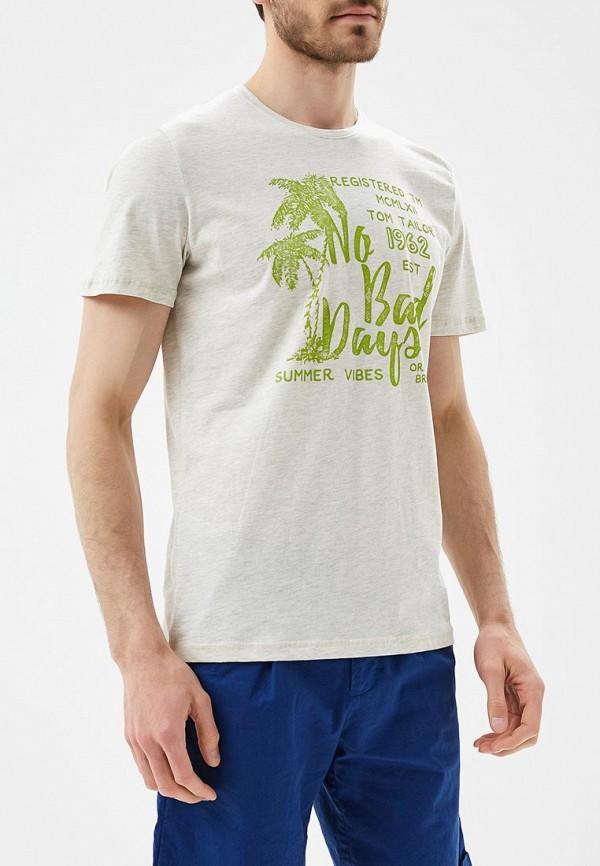 Футболка Tom Tailor Tom Tailor TO172EMBEDT7 футболка tom tailor 1037207 00 10 6771