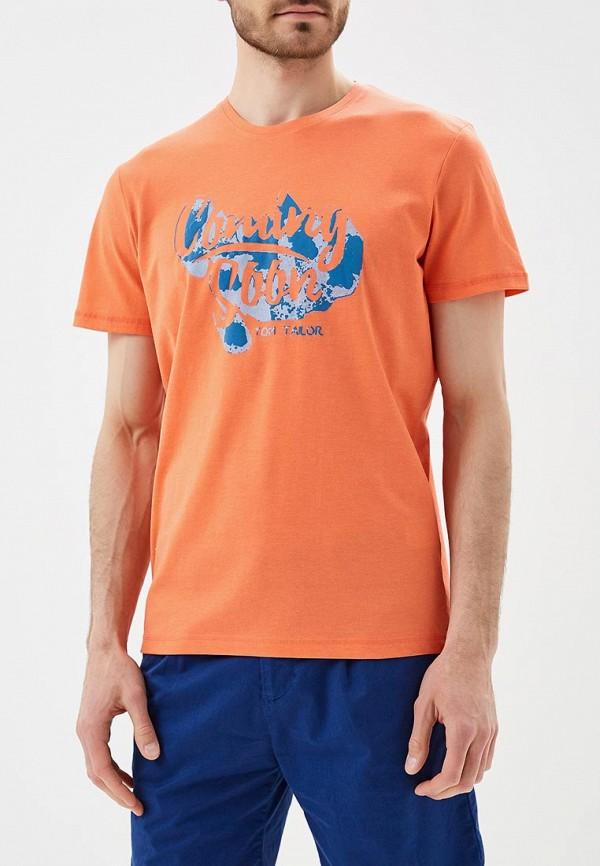 Футболка Tom Tailor Tom Tailor TO172EMBEDT8 футболка tom tailor 1037207 00 10 6771