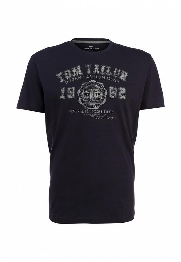 Футболка с коротким рукавом Tom Tailor (Том Тейлор) 1023549.09.10
