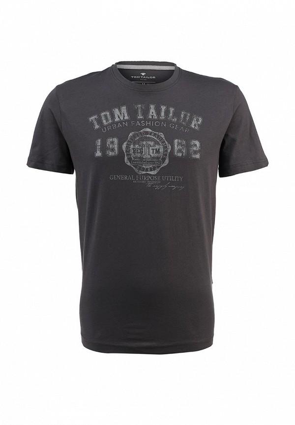 Футболка с надписями Tom Tailor (Том Тейлор) 1023549.09.10