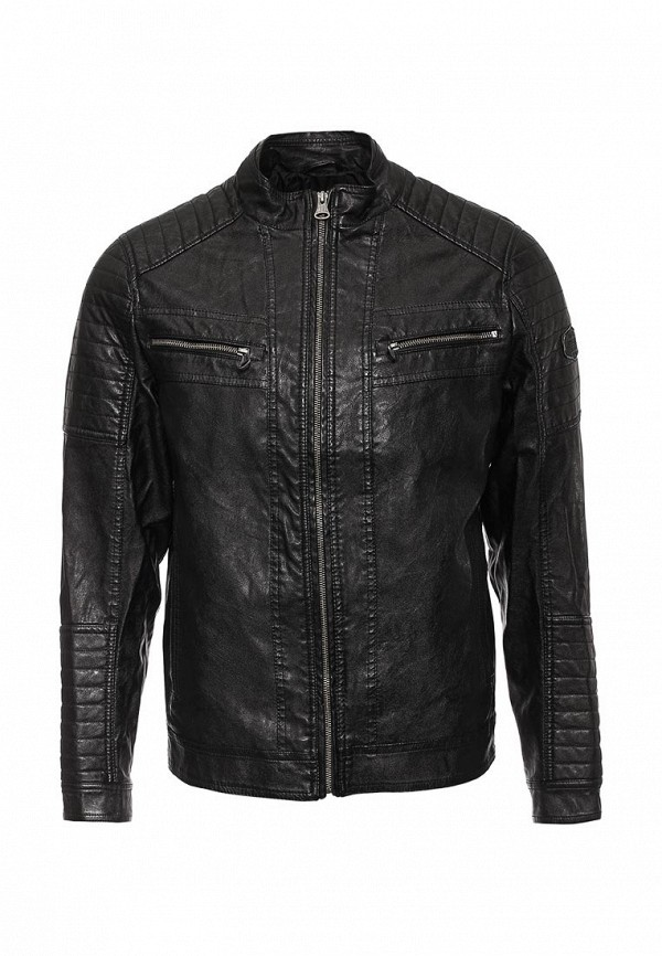 Кожаная куртка Tom Tailor (Том Тейлор) 3722063.00.10