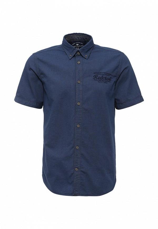 Рубашка с коротким рукавом Tom Tailor (Том Тейлор) 2031333.00.10