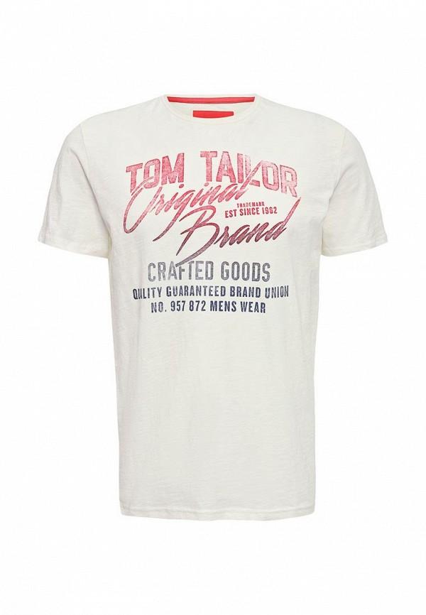 Футболка с коротким рукавом Tom Tailor (Том Тейлор) 1036740.00.10