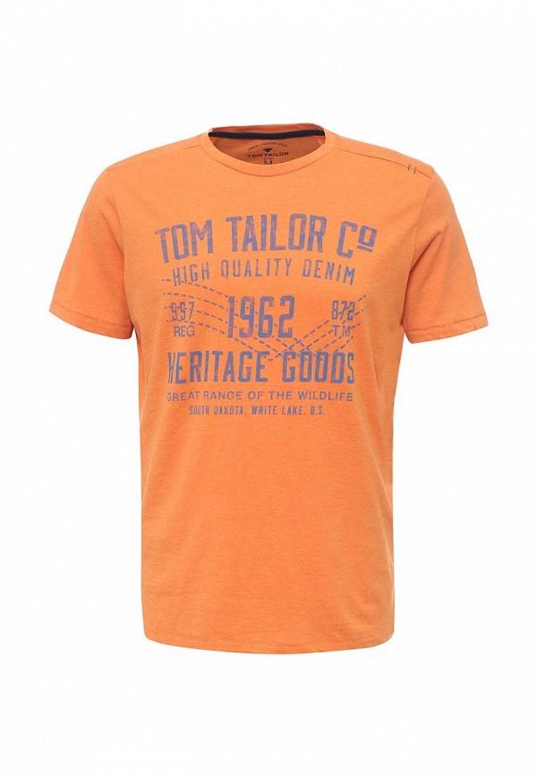 Футболка с коротким рукавом Tom Tailor (Том Тейлор) 1037204.00.10