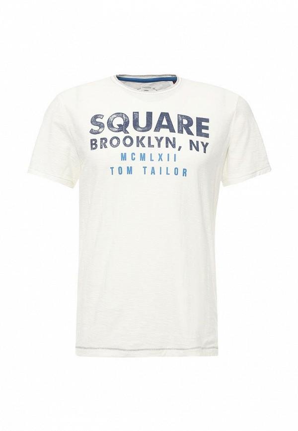 Футболка с коротким рукавом Tom Tailor (Том Тейлор) 1037495.00.10