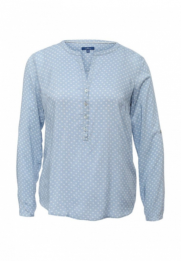 Осенняя блузка TOM TAILOR