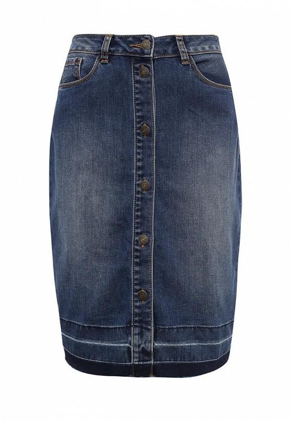 Юбка джинсовая Tom Tailor 5513436.00.70
