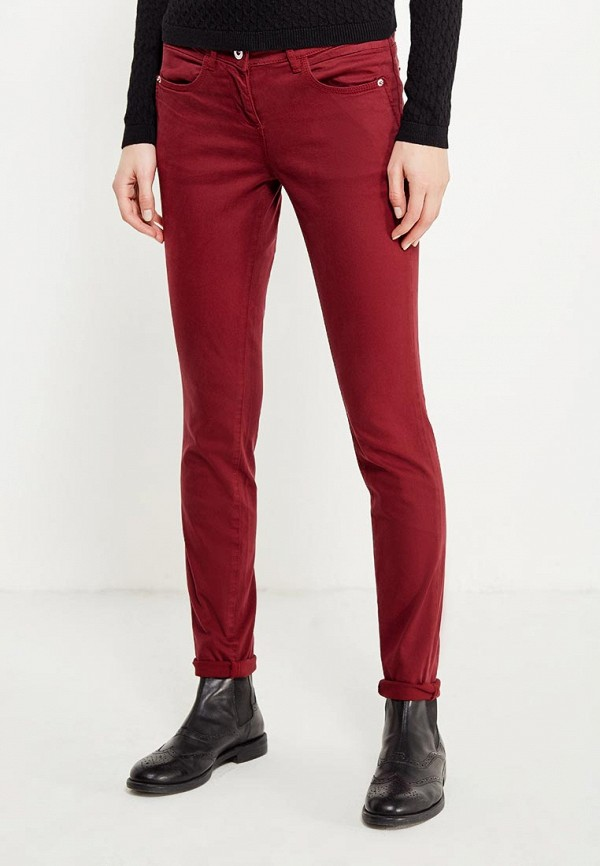 Брюки Tom Tailor Tom Tailor TO172EWZFK94 tom tailor брюки regular slim tom tailor 640472900102983